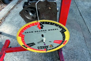 timing wheel